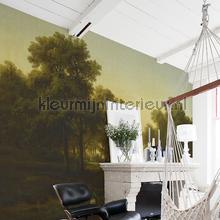 Landscape fotobehang Dutch Wallcoverings Kunst Ambiance