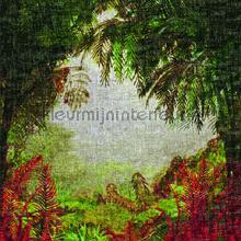 Jungle fever fotobehang Elitis Modern Abstract