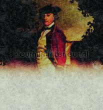 Gentleman fotobehang Elitis York Wallcoverings