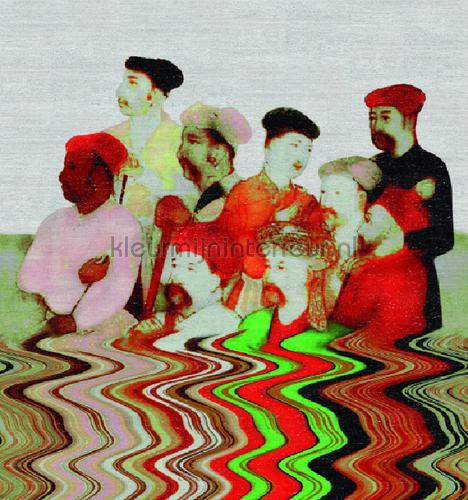 On attend sheherazade fotobehang VP 863 01 Oosters - Trompe loeil Elitis