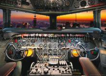 Cockpit fototapet AG Design teenagere