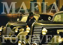 Mafia Forever fototapet AG Design teenagere