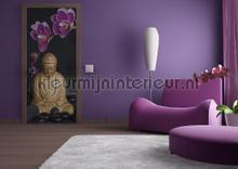 Zen Buddah fotobehang AG Design Oosters Trompe loeil