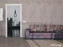 Big ben in de avond fottobehaang AG Design _intrieur