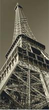 Eiffeltoren van onderen fotomurali AG Design Photomurals Premium Collection ftn-v-2845