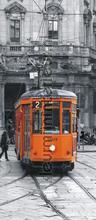 Tram fotomurali AG Design Photomurals Premium Collection ftn-v-2882