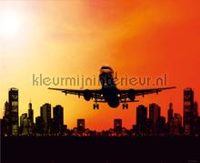 Airplane take off photomural AG Design Photoprints-wall-collection