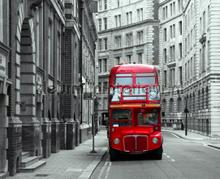 London transport fotomurales AG Design selva