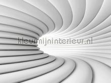 Moving space fotobehang AG Design Modern---Abstract