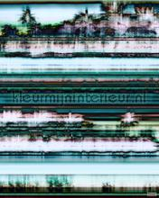 miami radio photomural Komar Pure p034-vd2