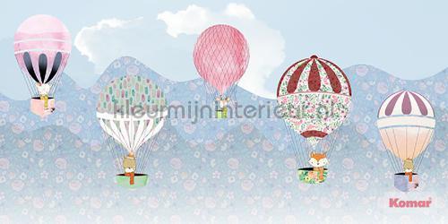happy balloon fotobehang p038-vd5 Pure Komar