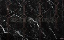marble black photomural Komar Pure p040-vd4