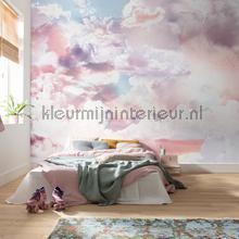 clouds fotobehang p6027a-vd3 Pure Komar