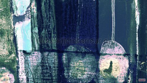 bottles lifting fotobehang prh-0432 Kunst - Ambiance Komar