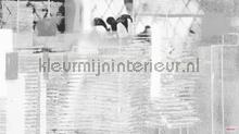 Rhombus hiding papier murales Komar PiP studio wallpaper