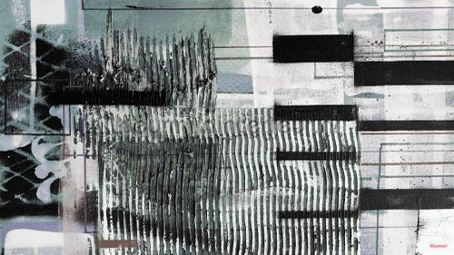 fringe upswept fotobehang prh-0864 Pure Komar