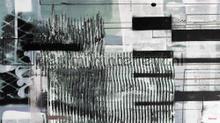 fringe upswept fotobehang Komar Pure prh-0864