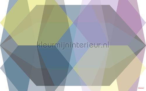 gem stone diamond fotobehang prh-1094 Pure Komar