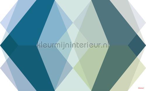 gem stone kite fotobehang prh-1106 Pure Komar