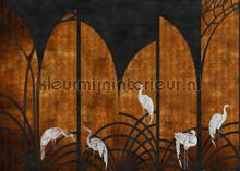 tassel fotobehang Coordonne Random Chinoiseries 7900153