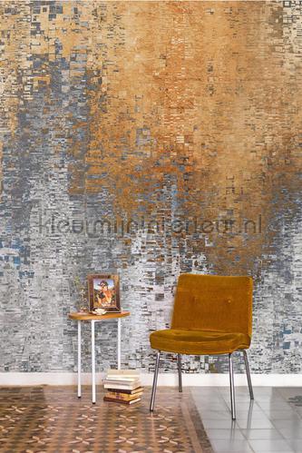 Gustave papier murales 6800106 Moderne - Résumé Coordonne
