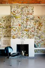 Jackson papier murales Coordonne PiP studio wallpaper