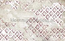 Stamp fotobehang Coordonne Oosters Trompe loeil