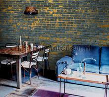 Bricks papier murales 6800616 Moderne - Résumé Coordonne