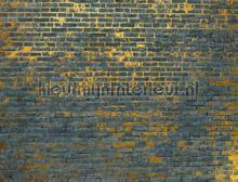 Bricks papier murales Coordonne PiP studio wallpaper