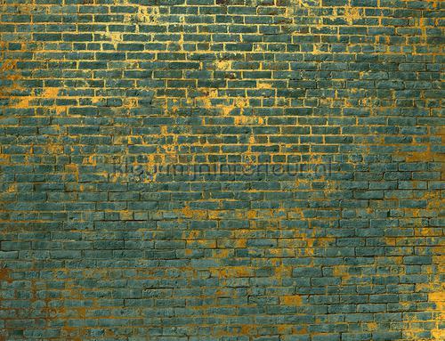 Bricks papier murales 6800617 Moderne - Résumé Coordonne