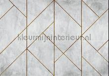 Golden Line Wall fotomurales Coordonne PiP studio wallpaper