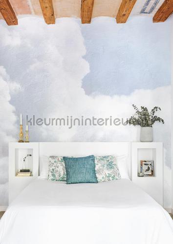 clouds papier murales 6800701 Moderne - Résumé Coordonne