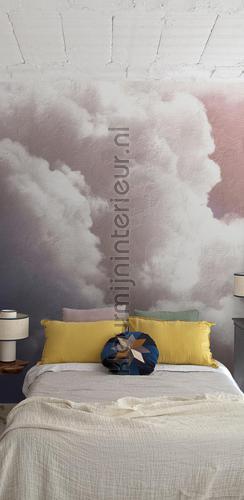 clouds papier murales 6800703 Moderne - Résumé Coordonne