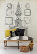 Architecture fotomurais Coordonne PiP studio wallpaper