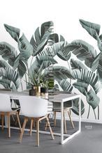 Grote bananenbladeren fotobehang Esta home York Wallcoverings