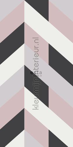Groot visgraat dessin fototapeten 152-158902 Grafische - Abstrakte Esta home
