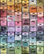 Spectrum Colour Boxes fotobehang Rebel Walls Spectrum r13441