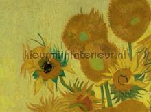 Zonnebloemen Van Gpgh photomural BN Wallcoverings Van Gogh II 200329
