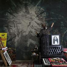 Cosmic photomural Noordwand Mural room set photo's