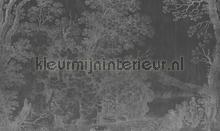 Woodlands fotobehang Noordwand alle afbeeldingen