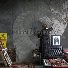 The art of pi photomural Noordwand Mural room set photo's