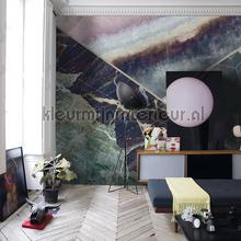 Marble photomural Noordwand Mural room set photo's