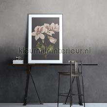 Chalk ombre photomural Noordwand Mural room set photo's