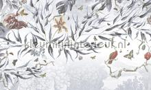biodiversity fotobehang Noordwand Vanilla Lime 014302