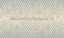 geometric fotomurais Noordwand Vanilla Lime 014310