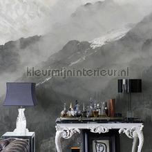 Mountains photomural Noordwand Mural room set photo's