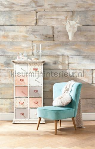 Shabby Chic fotomurais XXL4-014 Flees collection Komar