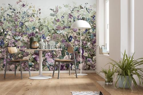 Botanica papier murales XXL4-035 Flees collection Komar