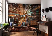 Fusion papier murales XXL4-037 Flees collection Komar