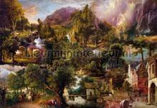 Heritage fotobehang Komar Vlies collectie XXL4-039